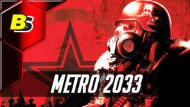 Прохождение Metro 2033