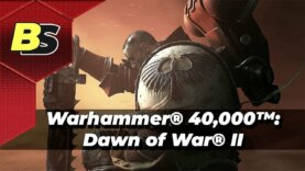 Прохождение Dawn of War 2