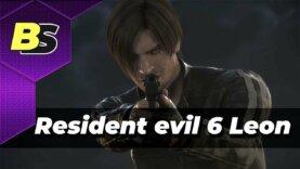 Resident evil 6 Leon прохождение на русском