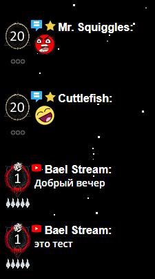 Видео игровой сайт Bael-stream.ru