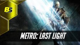 Metro Last Light Луч надежды
