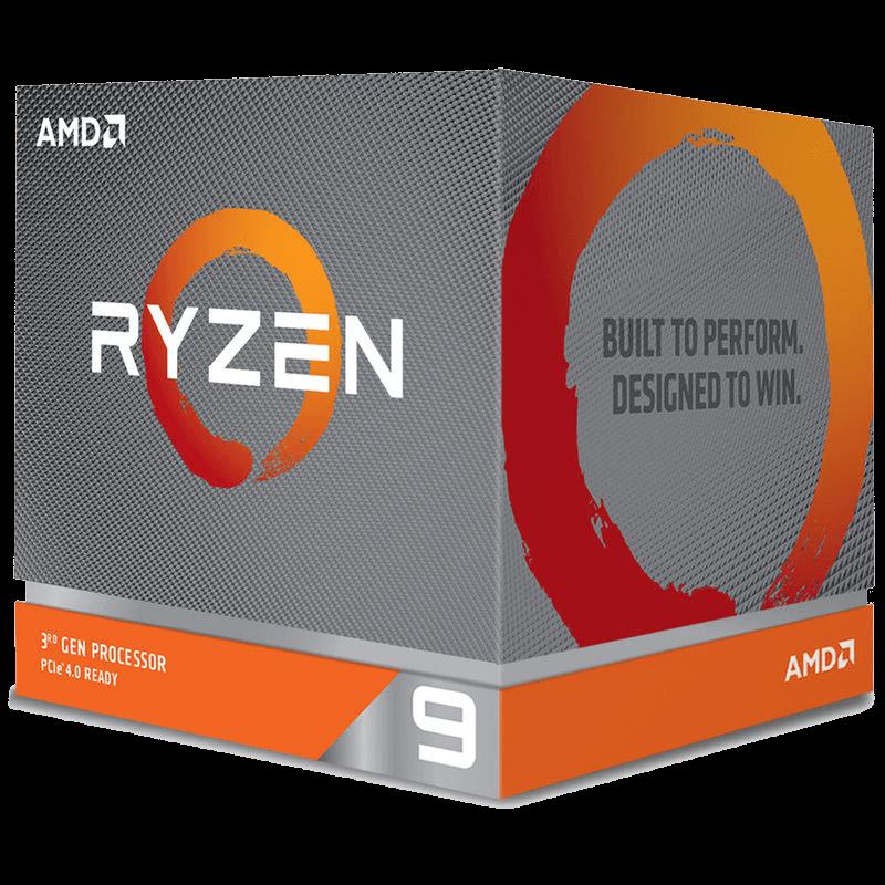 Процессор: Amd Ryzen 9 3900x