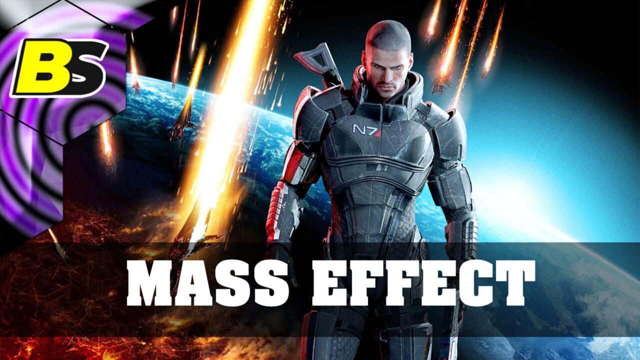 Прохождение Mass Effect