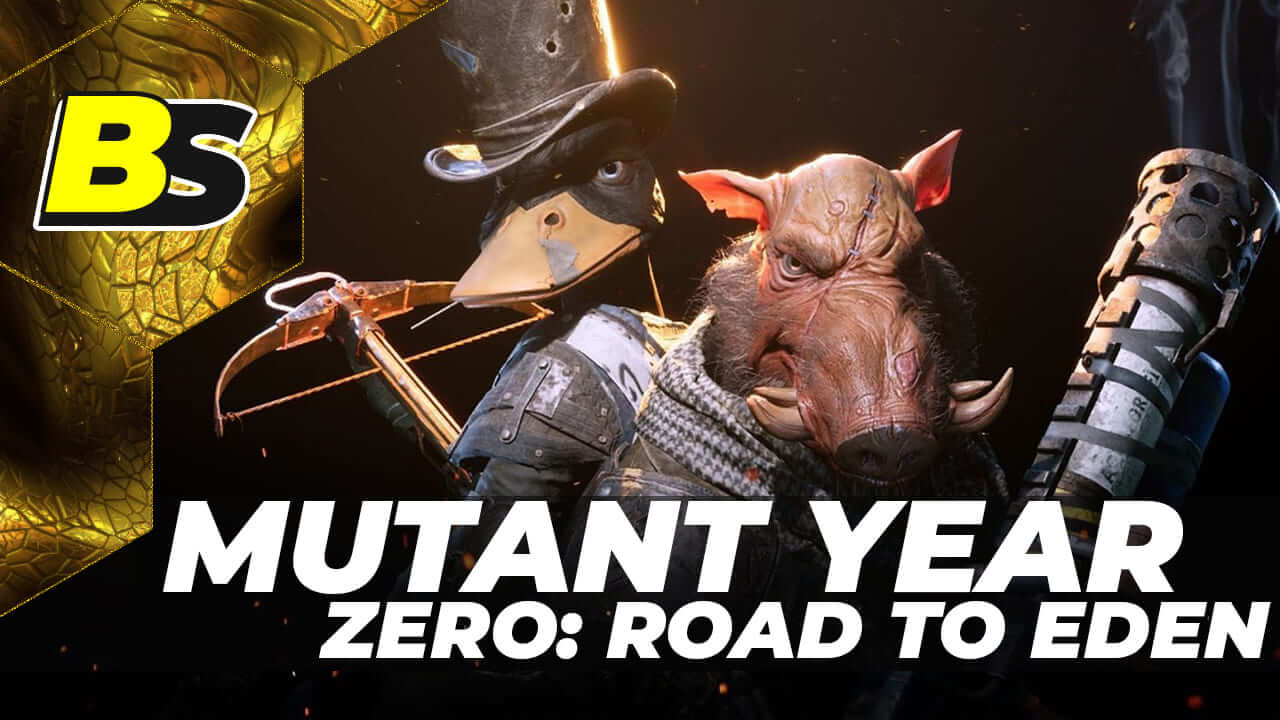 Прохождение Mutant year zero