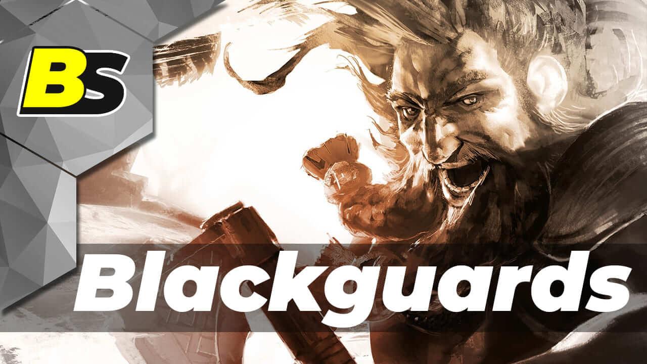 The Dark Eye Blackguards