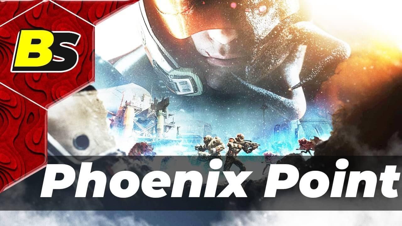 Прохождение Phoenix Point на русском