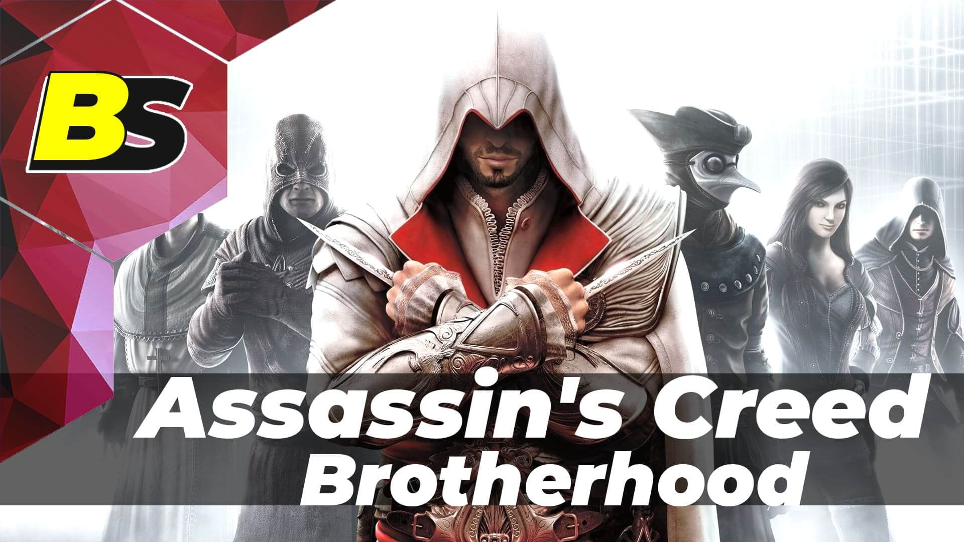 Assassins Creed Brotherhood прохождение